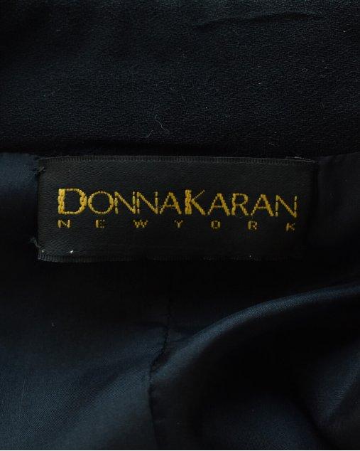 Blazer Donna Karan Azul Marinho