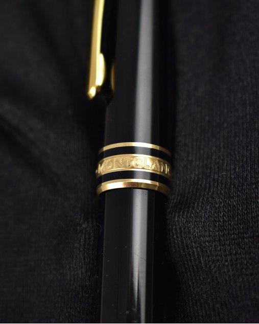 Caneta Montblanc Esferográfica Classique Dourada