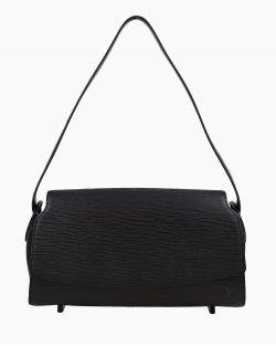 Bolsa Louis Vuitton Epi Preta Vintage