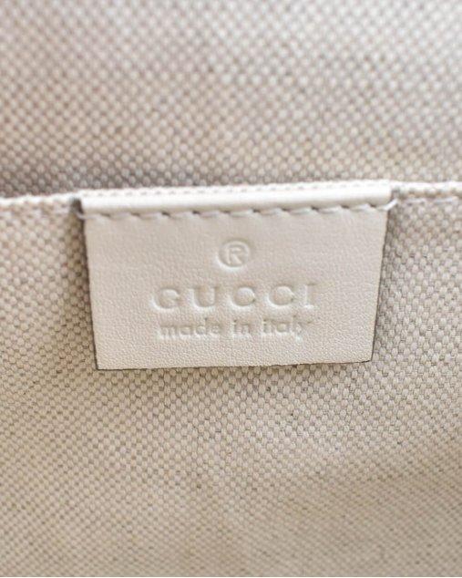 Bolsa Gucci Dyonisus Bamboo Off White