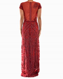 Vestido Patricia Bonaldi Vermelho