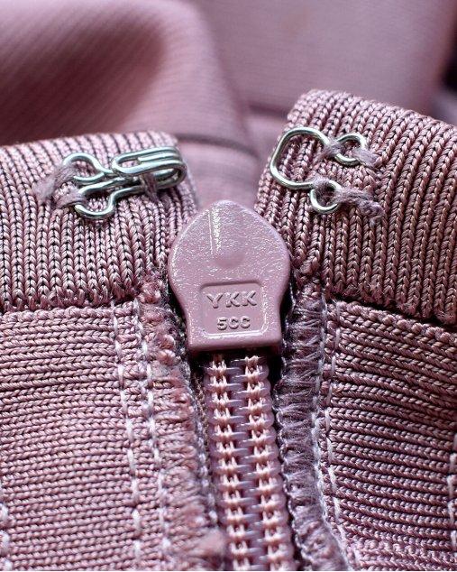 Vestido Herve Leger Rosé