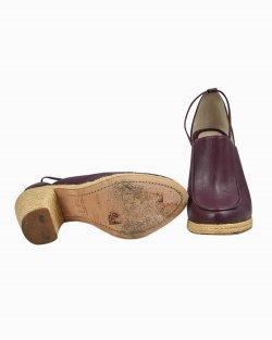 Sapato Cris Barros Marsala