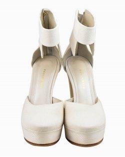 Sapato Paula Raia Branco