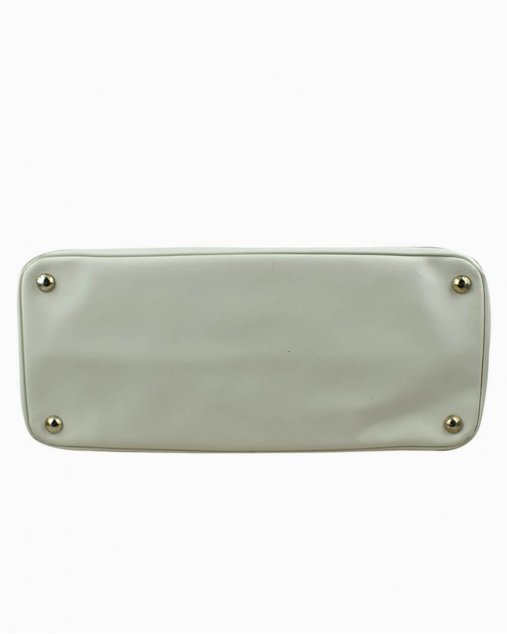 Bolsa Prada Box Calf Branca