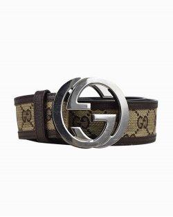 Cinto Gucci GG Monograma