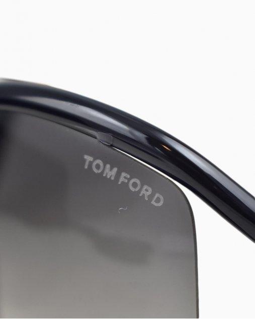 Óculos Tom Ford Whitney Azul Marinho