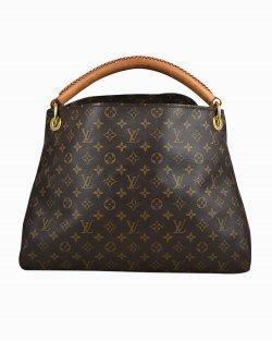 Bolsa Louis Vuitton Artsy MM Monograma