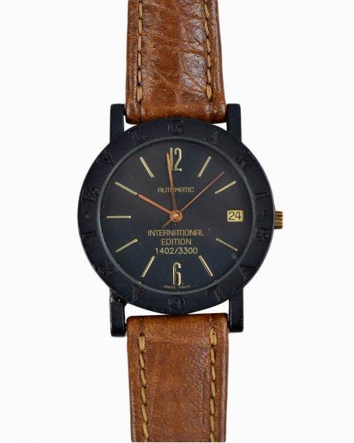 Relógio Bvlgari International Edition