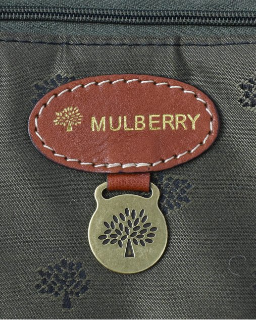 Bolsa Mulberry Alexa Marrom