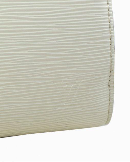 Bolsa Louis Vuitton Pont-Neuf Branco