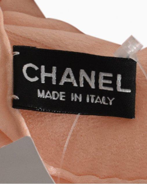 Lenço Chanel Coral