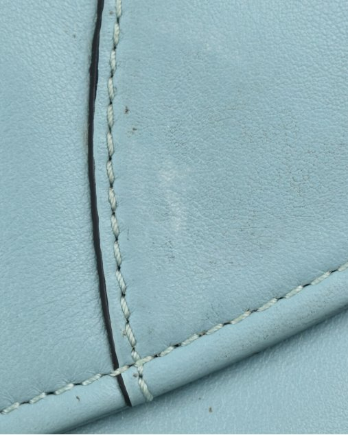 Cluth Marc Jacobs de Couro Azul