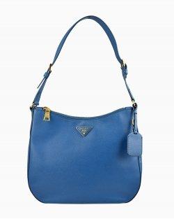 Bolsa Prada Shoulder Azul