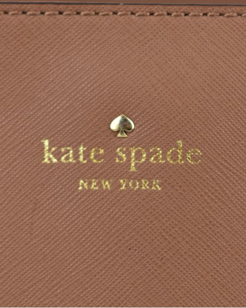 Bolsa Kate Spade de Couro Marrom