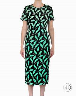 Vestido Diane Von Furstenberg Estampado