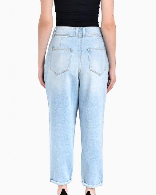 Calça Jeans Balmain Boyfriend