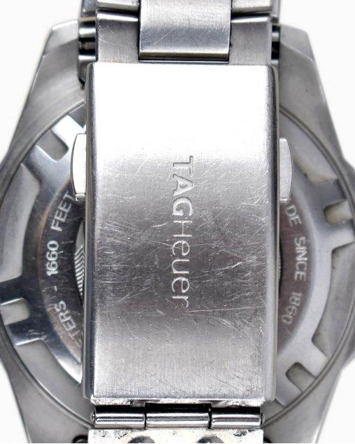Relógio Tag Heuer Aquaracer 500M WAJ1111 BA0870