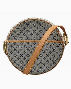 Bolsa Louis Vuitton Mini Lin Jeanne Monograma