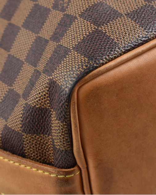 Bolsa Louis Vuitton Chelsea Edition Centenaire Damier