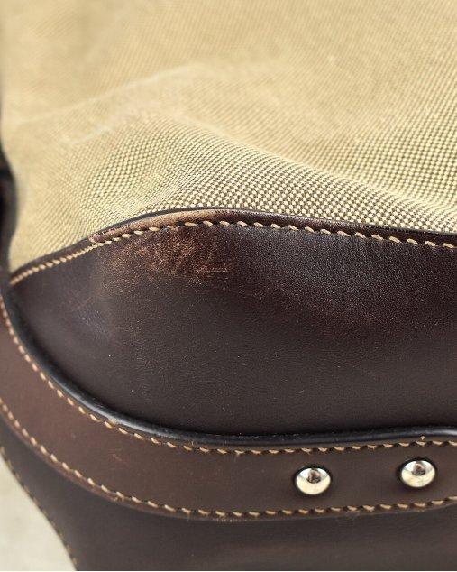 Bolsa Prada Vintage Marrom