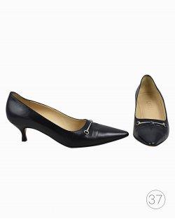 Sapato Gucci Vintage Preto
