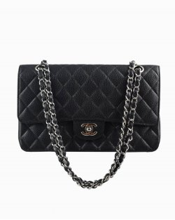 Bolsa Chanel Double Flap Medium