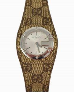 Relógio Gucci Ronde Monograma Vintage