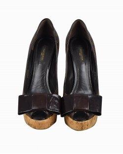 Sapato Rivoli Louis Vuitton Monograma