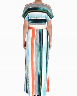 Vestido BCBG Maxazria Multicolor