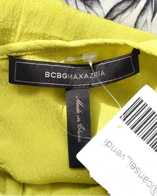 Vestido Verde BCBG Maxazria