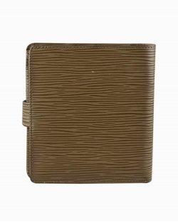 Carteira Louis Vuitton Epi Cinza Fóssil