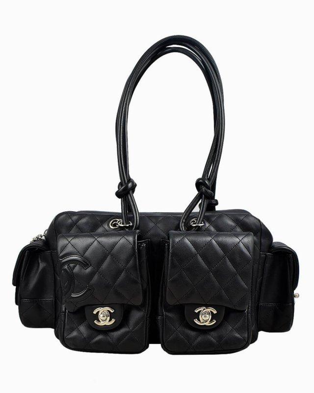 Bolsa Chanel Cambon Reporter
