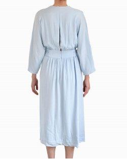 Vestido Cris Barros azul