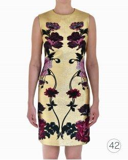 Vestido Dolce & Gabbana flores