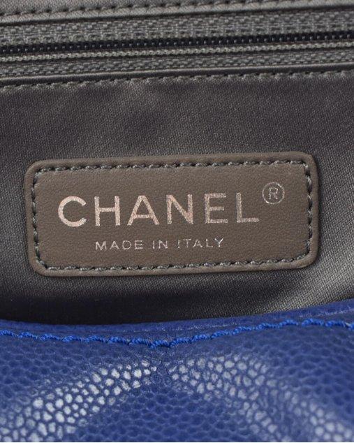 Bolsa Chanel Pockets Caviar