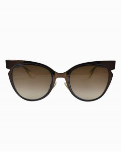 Óculos escuros Fendi recorte V