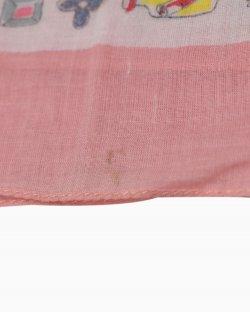 Lenço Louis Vuitton rosa