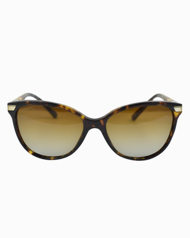 Óculos Burberry Polarized B 4216 Tartaruga