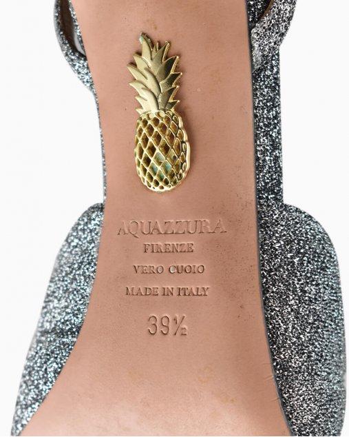 Sapato Aquazzura Prata