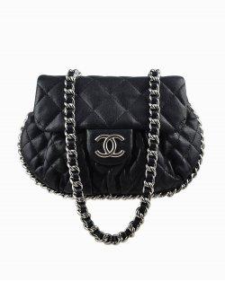 Bolsa Chanel chain around crossbody