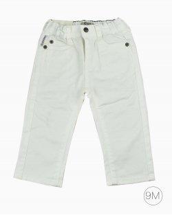 Calça Armani Baby Infantil Branca