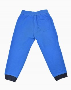 Calça Armani Baby Infantil Azul Bic