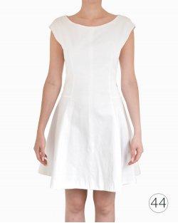 Vestido Prada de Algodão Branco