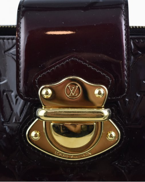 Bolsa Louis Vuitton Melrose Avenue Amarante