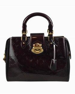 Bolsa Louis Vuitton Melrose Avenue Amarante