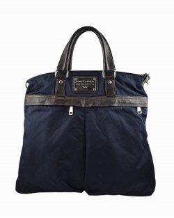 Bolsa Dolce & Gabbana de Nylon Azul Marinho