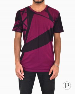 Camiseta Marc by Marc Jacobs Vinho