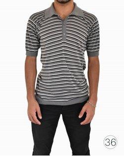 Camisa Polo Armani Collezioni Listrada