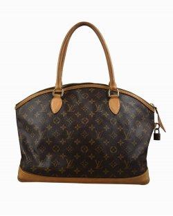 Bolsa Louis Vuitton Lockit Monograma